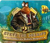 Steve the Sheriff 2: Le Dossier du Bidule Disparu