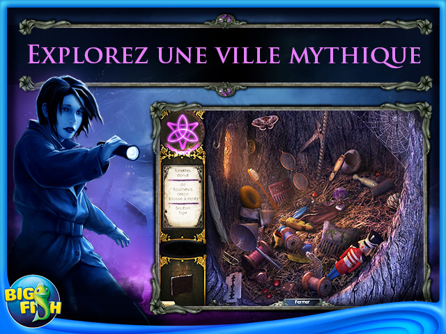 Capture d'écran de Strange Cases: Les Secrets de Grey Mist Lake Edition Collector