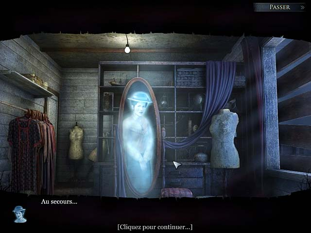 Capture D'écran Du Jeu 3 Strange Cases: Les Secrets de Grey Mist Lake Edition Collector