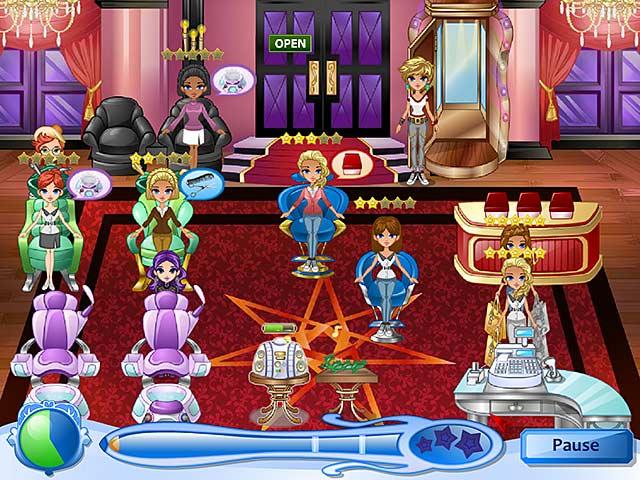 Capture D'écran Du Jeu 3 Style Quest