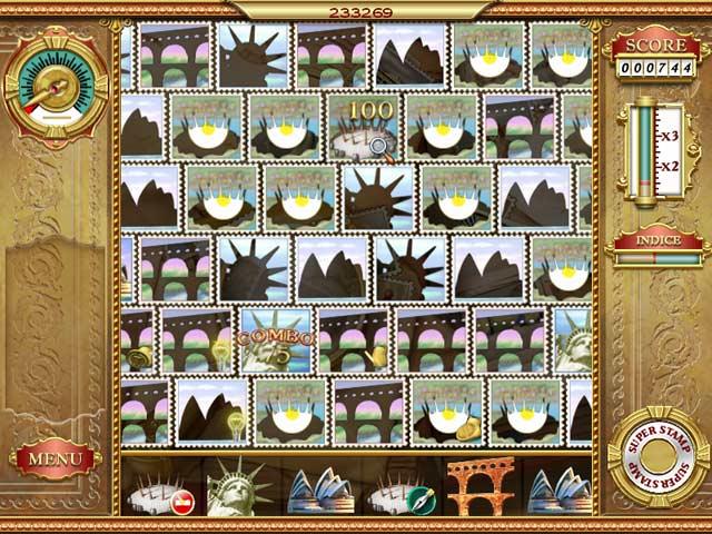 Vidéo de Super Stamp