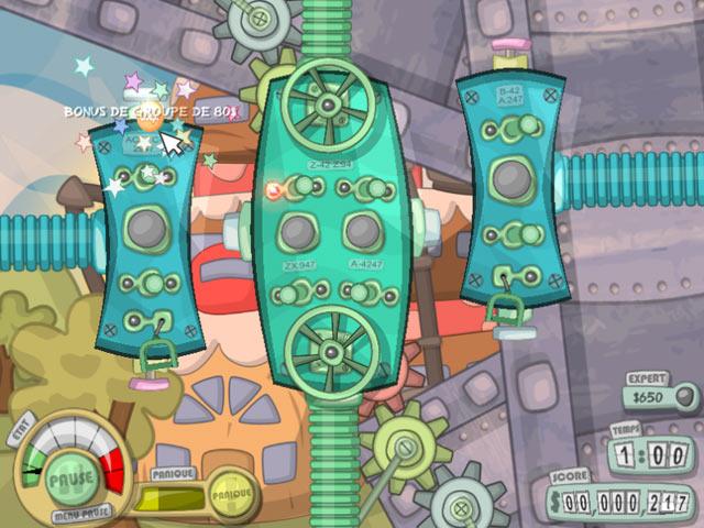 Capture D'écran Du Jeu 1 System Mania