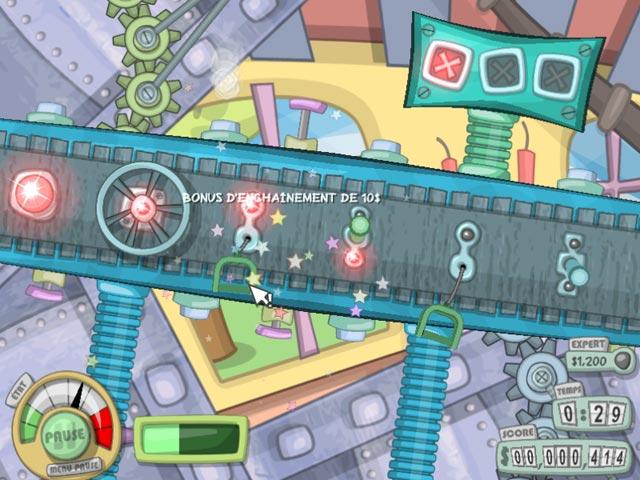 Capture D'écran Du Jeu 3 System Mania