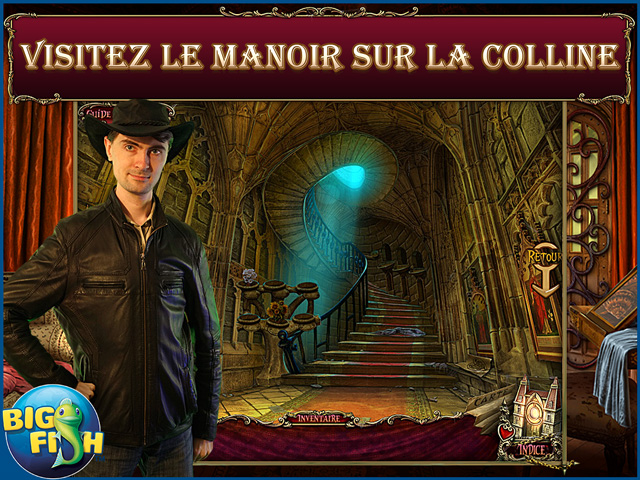 Capture d'écran de Tales of Terror: Le Manoir sur la Colline Edition Collector