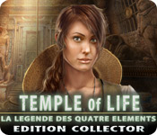 Temple of Life: La Légende des Quatre Eléments Edition Collector