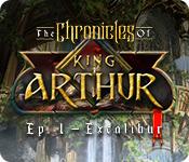 Feature Jeu D'écran The Chronicles of King Arthur: Episode 1 - Excalibur