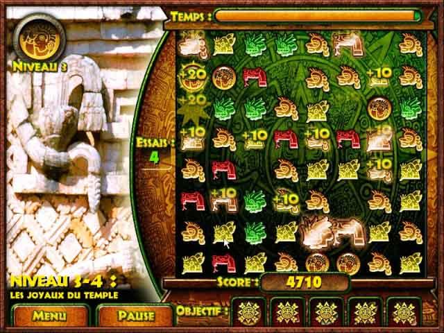 Capture D'écran Du Jeu 2 The Lost City of Gold