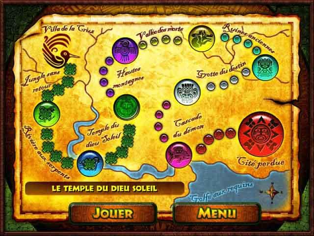 Capture D'écran Du Jeu 3 The Lost City of Gold