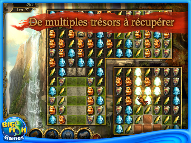 Capture d'écran de The Lost Inca Prophecy