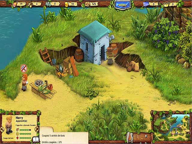 The promised land jeu ipad iphone android et pc big fish for Land big fish