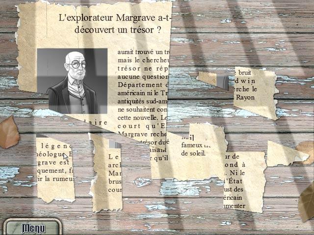 Capture D'écran Du Jeu 2 The Secret of Margrave Manor