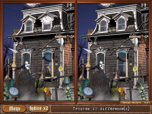 Capture D'écran Du Jeu 3 The Secret of Margrave Manor