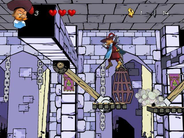Capture D'écran Du Jeu 2 Les Trois Mousquetaires