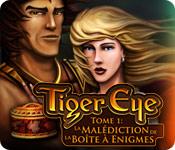 Tiger Eye - Tome 1: La Malédiction de la Boîte à Enigmes