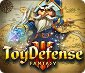Feature Jeu D'écran Toy Defense 3: Fantasy