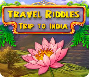 Feature Jeu D'écran Travel Riddles: Trip to India