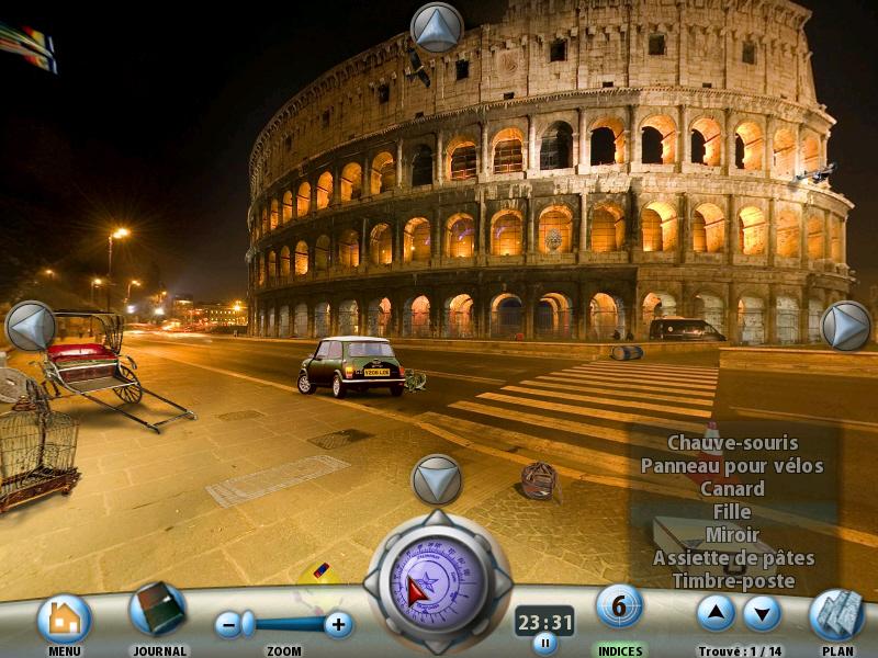 Capture D'écran Du Jeu 1 Rome: La Malédiction du Collier