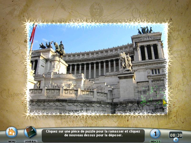 Capture D'écran Du Jeu 3 Rome: La Malédiction du Collier
