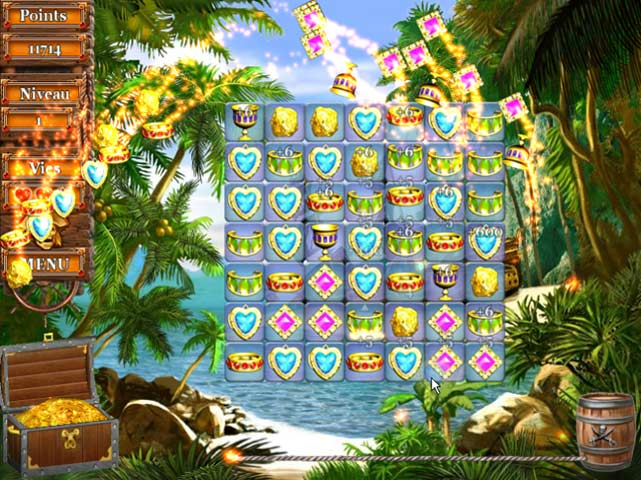 Vidéo de Treasure Island