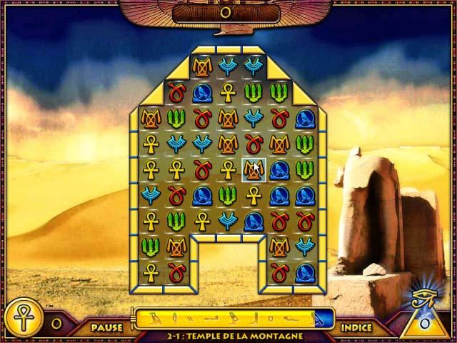 Capture D'écran Du Jeu 2 Treasure Pyramid