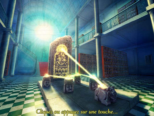 Capture D'écran Du Jeu 3 The Treasures of Montezuma