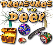 Feature Jeu D'écran Treasures of the Deep