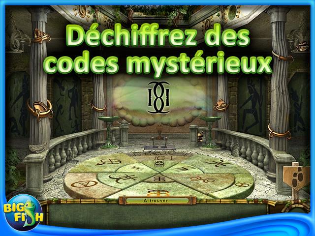 Capture d'écran de Les Trésors de l'Ile Mystérieuse: Les Portes du Destin