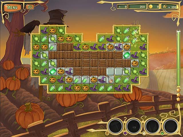 Foyer Window Xp : Tricks and treats jeu capture d écran