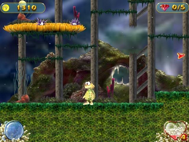 Capture D'écran Du Jeu 2 Turtle Odyssey