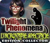 Twilight Phenomena: L'Incroyable Spectacle Edition Collector