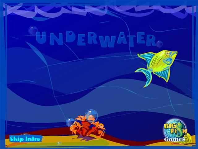 Capture D'écran Du Jeu 3 Underwater