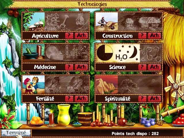 Capture D'écran Du Jeu 2 Virtual Villagers: A New Home