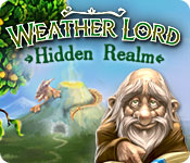 Feature Jeu D'écran Weather Lord: Hidden Realm