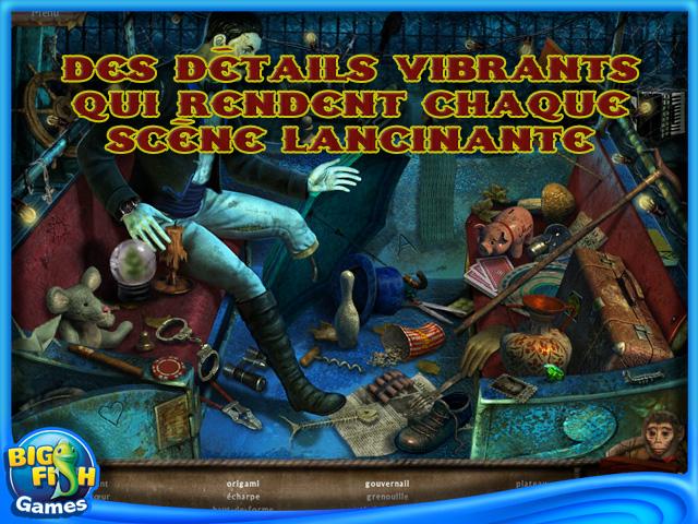 Capture d'écran de Weird Park: La Mélodie du Malheur Edition Collector