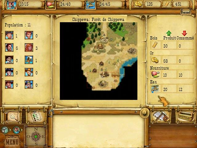 Capture D'écran Du Jeu 2 Westward