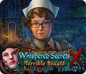 Feature Jeu D'écran Whispered Secrets: Terrible Beauté