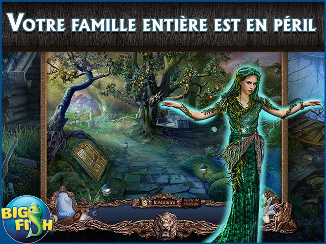 Capture d'écran de Witch Hunters: Cérémonie de Pleine Lune Edition Collector