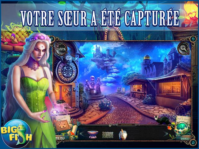 Capture d'écran de Witches' Legacy: Le Réveil des Ténèbres Édition Collector