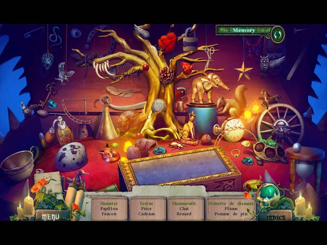 Witches' Legacy: La Ville Inexistante img