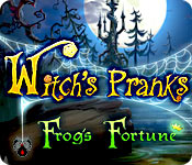 Witch's Pranks: Frog's Fortune