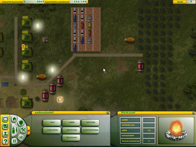 Capture D'écran Du Jeu 2 Youda Camper