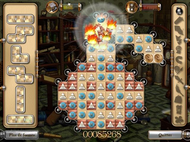 Capture D'écran Du Jeu 1 Zodiac Tower