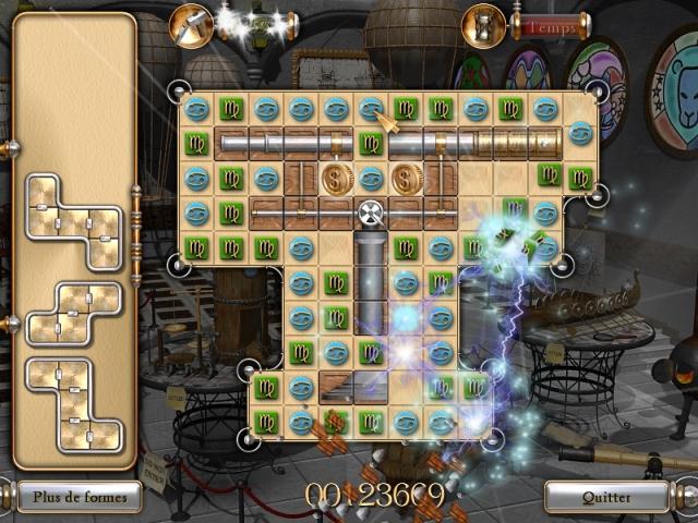 Capture D'écran Du Jeu 2 Zodiac Tower