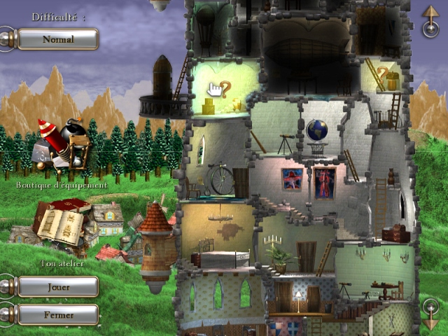Capture D'écran Du Jeu 3 Zodiac Tower