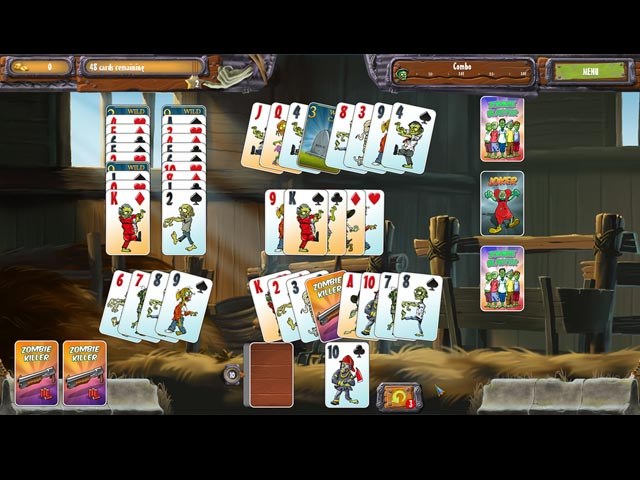 Zombie Solitaire 2: Chapter 2 img