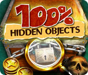 Caratteristica Screenshot Gioco 100% Hidden Objects