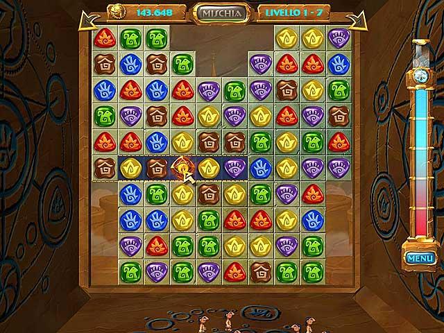 Screenshot Del Gioco 2 7 Wonders: Treasures of Seven