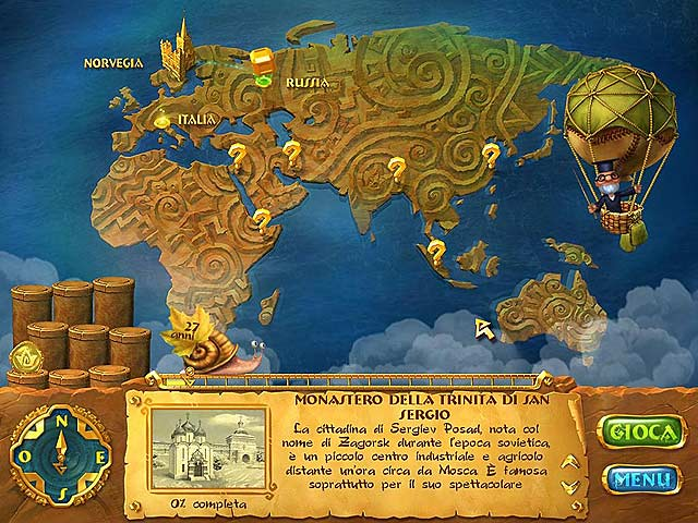 Screenshot Del Gioco 3 7 Wonders: Treasures of Seven