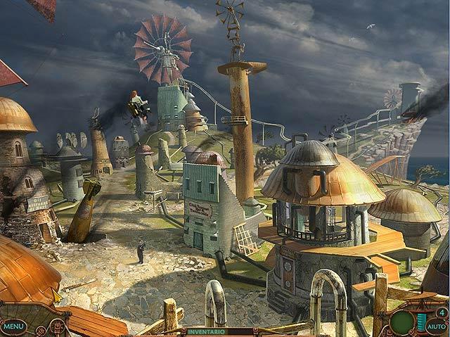 Screenshot Del Gioco 2 Hidden Expedition ®: Il triangolo del Diavolo
