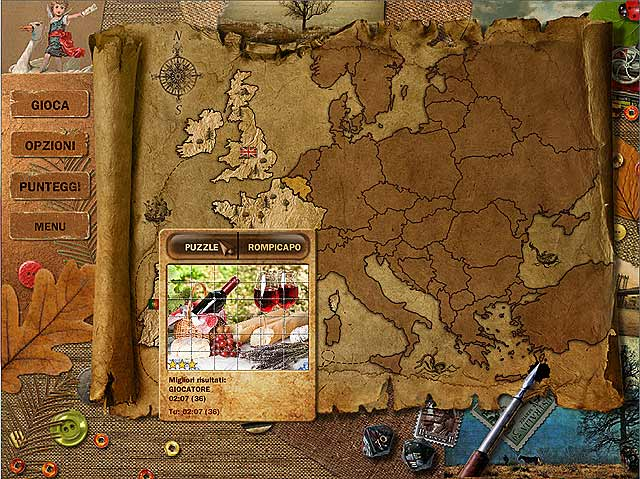 Adore Puzzle 2: Gusti d'Europa img